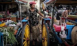 The Vanishing Dokar Of Denpasar