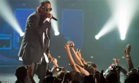 R. Kelly Performs At Hammersmith Apollo In London