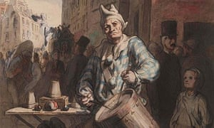 Daumier's satirical art hits with the force of a drone ...