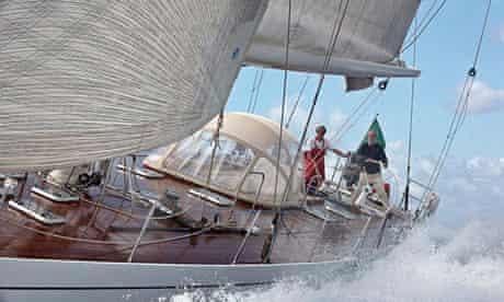 Renzo Piano superyacht