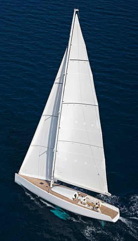 John Pawson's superyacht