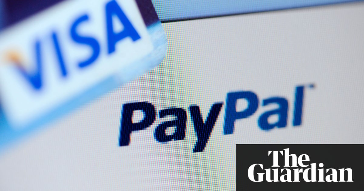 Paypal waives 50000 of payment fees for startups technology paypal waives 50000 of payment fees for startups technology the guardian malvernweather Image collections