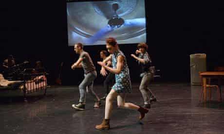 chelsea hotel dance piece by Earthfall
