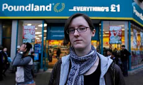 Cait Reilly Poundland