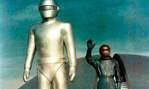 """""""You take the one on the left …  a still from The Day the Earth Stood Still"""""""