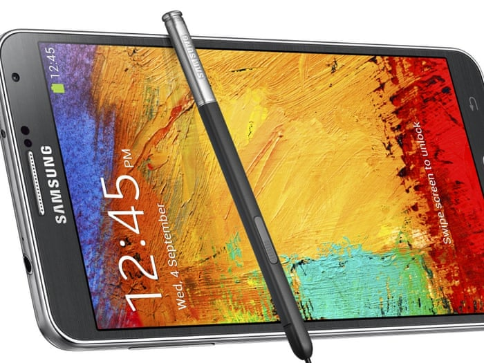 Samsung Galaxy Note 3 review - is it a tablet, or a phone