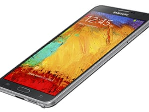 Samsung Galaxy Note 3 review.
