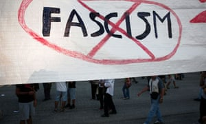 Anti-fascist rally in Athens