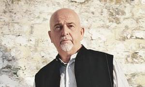 Q&A: Peter Gabriel