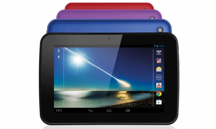 Tesco's Hudl tablet is budget 7-inch Android tablet computer for all the family.