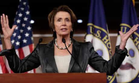 Nancy Pelosi US shutdown