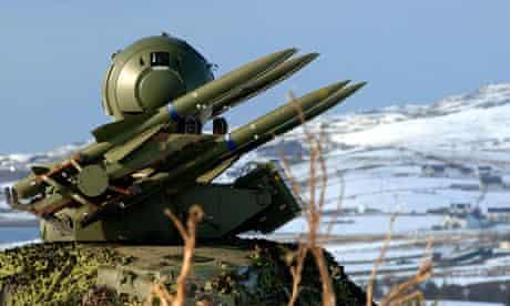 Defence equipment