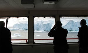 icebergs antarctic