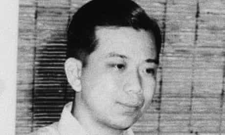 Chin Peng in 1956.