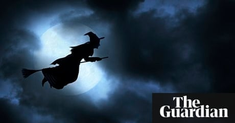 Halloween witch: is a travel sickness drug behind flying ...