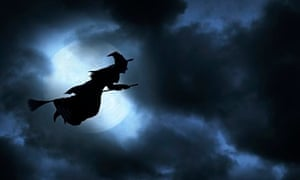 halloween witch is a travel sickness drug behind flying broomstick myth - Halloween Which