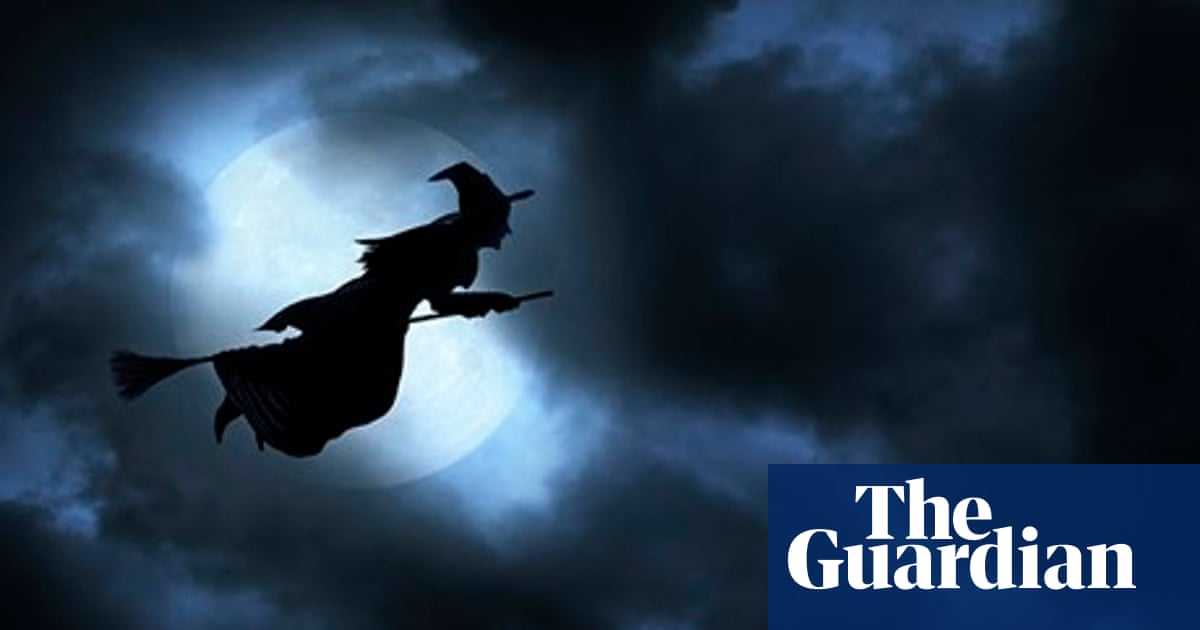 Halloween witch: is a travel sickness drug behind flying