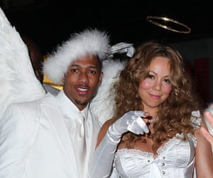 Celebs Halloween costumes: Nick Cannon and Mariah Carey