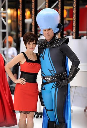 Celebs Halloween costumes: Tina Fey and Will Ferrell