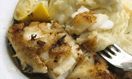 a 30-minute fish supper