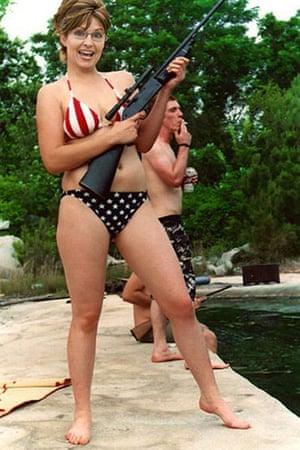 Photoshop Disasters: Sarah Palin