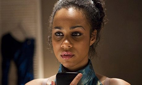 Fresh Meat's Zawe Ashton, AKA Vod, is the coolest thing on