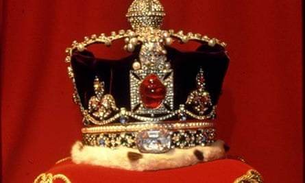 crown, part of crown jewels