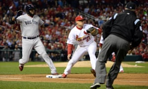 David Ortiz, Red Sox vs Cardinals, Game Five