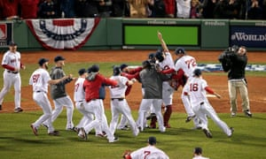 The Boston Red Sox have won the 2013 World Series!