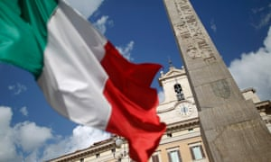 Italy's jobless rate hit a new record high of 12.5% in September. Youth unemployment also hit a new high of 40.4%