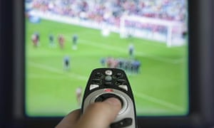 tv remote and TV –advertising technology