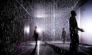 The Rain Room by Random International