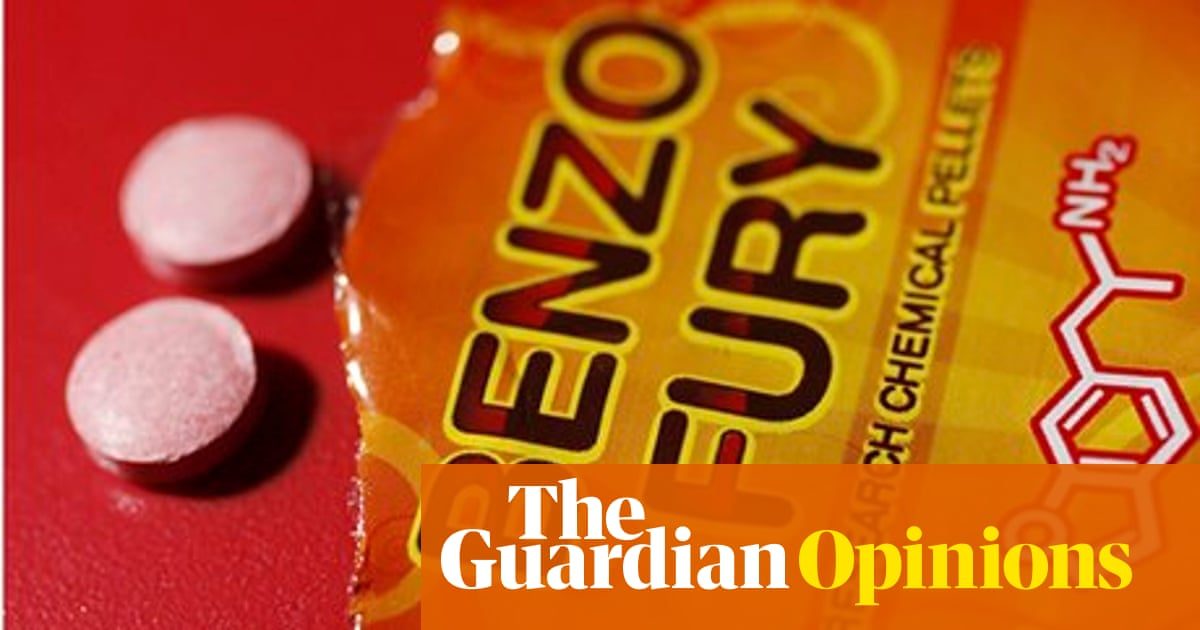 Drugs unlimited: how I created my very own legal high | Mike