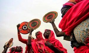 Darfuri women