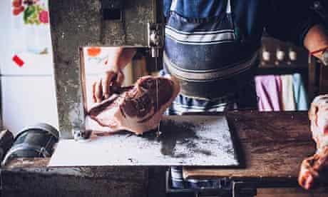 Rohan Anderson pork butcher