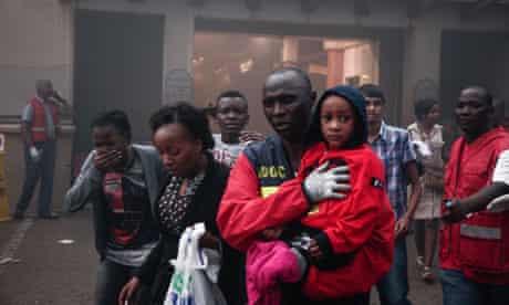Nairobi shopping mall attack