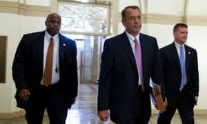 John Boehner: can he strike a deal?