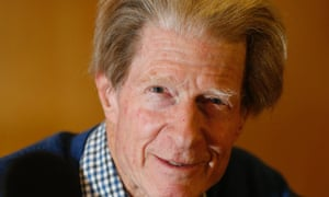 John Gurdon after winning the Nobel Prize for Physiology or Medicine in 2012