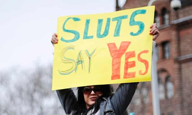 sluts say yes
