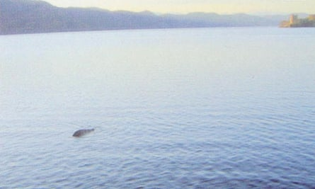 Loch Ness faked photo