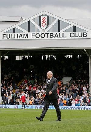 football.: Fulham v Stoke City - Barclays Premier League