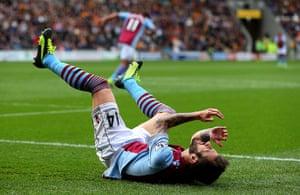 football..: Hull City v Aston Villa - Premier League