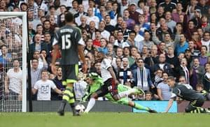 football...: Fulham v Stoke City - Barclays Premier League