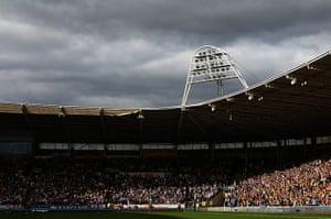 football...: Hull City v Aston Villa - Premier League