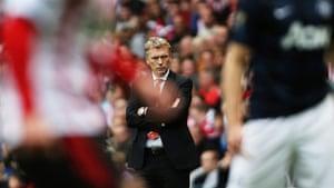 football-: Sunderland v Manchester United - Barclays Premier League