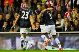 football--: Sunderland v Manchester United - Barclays Premier League