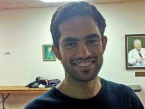 Tarek Loubani: released.