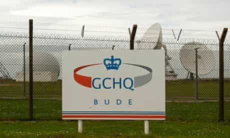 GCHQ's outpost at Bude
