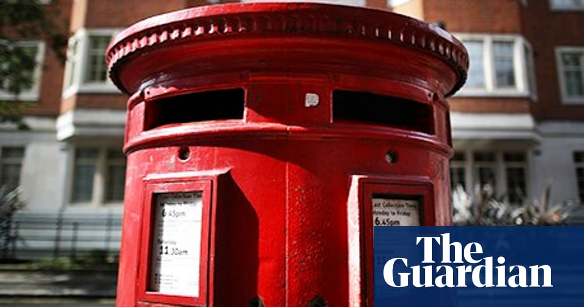 Royal Mail was worth £10bn, said JP Morgan  It sold for £6bn less