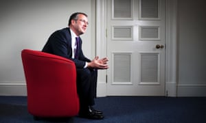 Mark Hoban, who has been sacked as employment minister.